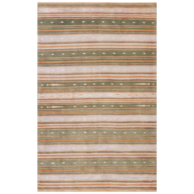 Antique Indian Dhurrie Rugs For Sale