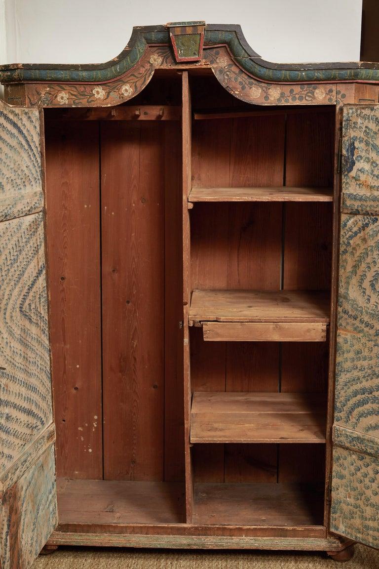 Antique Italian Armoire For Sale 1