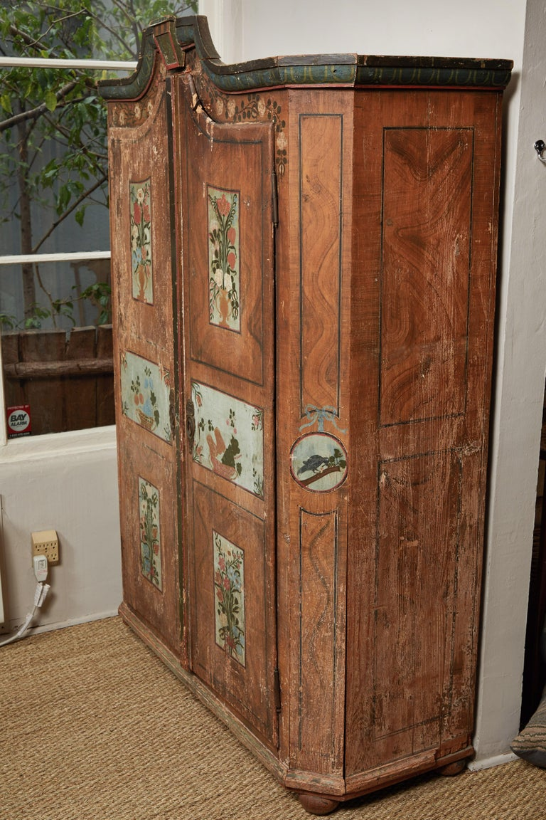Antique Italian Armoire For Sale 2