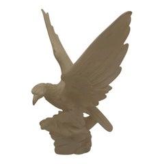 Antique Italian Carved Eagle Sculpture