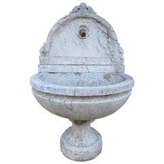 Antique Italian Fountain, circa 1800
