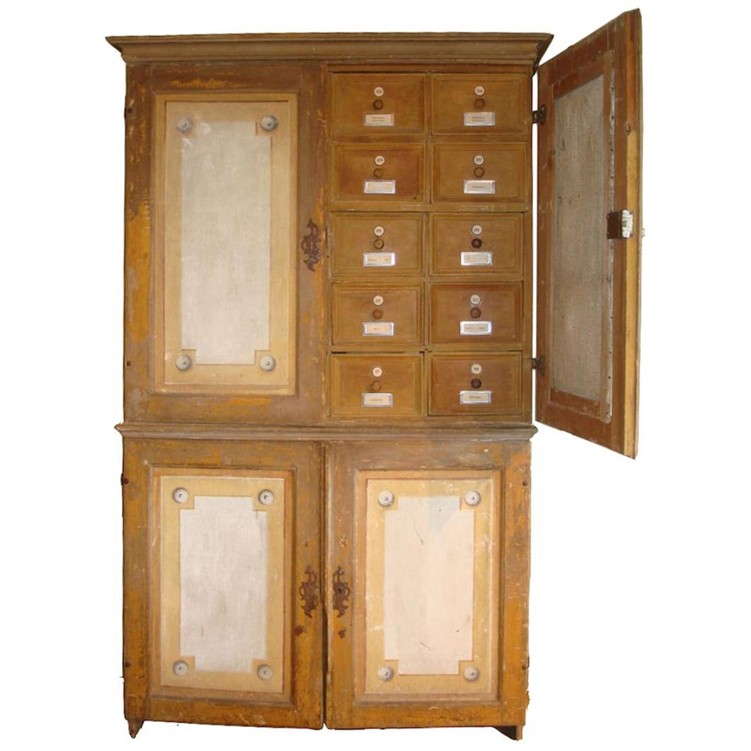 18th Century Italian Armoire or Cupboard