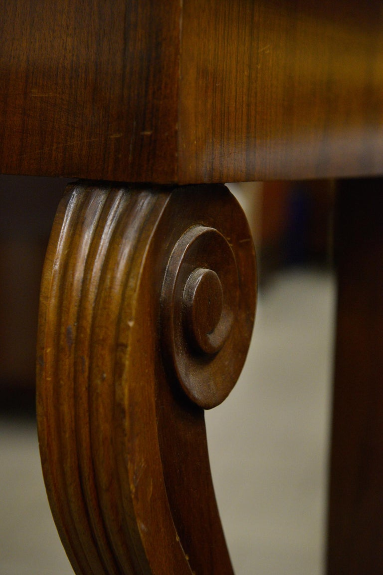 Antique Italian Tuscan Empire Console -FINAL  Clearance SALE For Sale 2