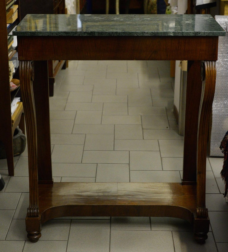 Antique Italian Tuscan Empire Console -FINAL  Clearance SALE For Sale 3