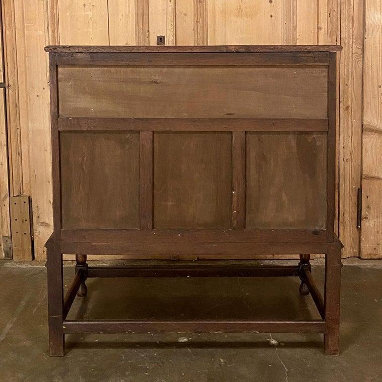 Antique Jacobean Secretary For Sale 6