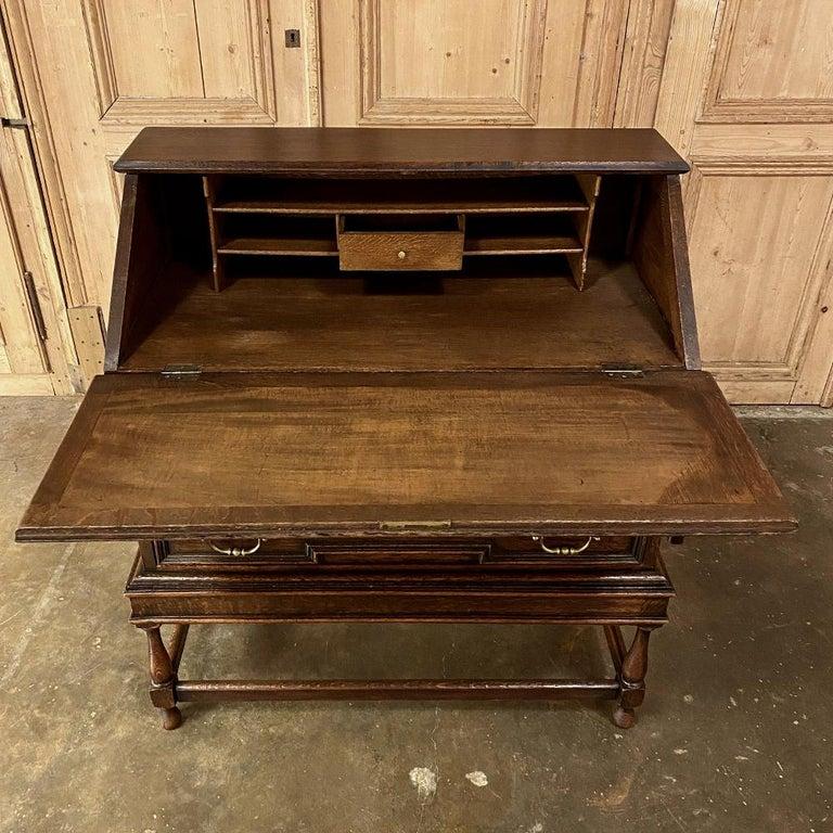 Antique Jacobean Secretary For Sale 2