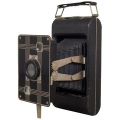"Antique ""Jiffy Kodak Six-20"" Folding Camera, circa 1933"