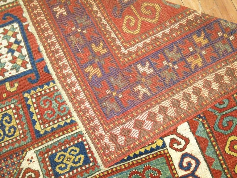 Antique Karachopt Kazak Rug, 'Karachop' For Sale 3