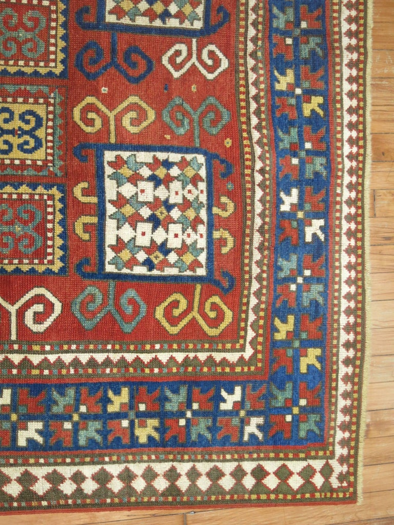 Antique Karachopt Kazak Rug, 'Karachop' For Sale 5