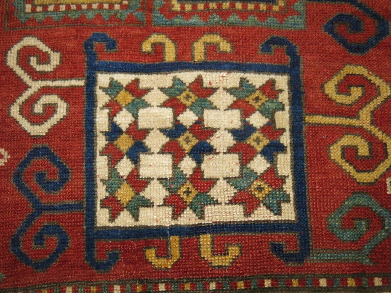Antique Karachopt Kazak Rug, 'Karachop' For Sale 7