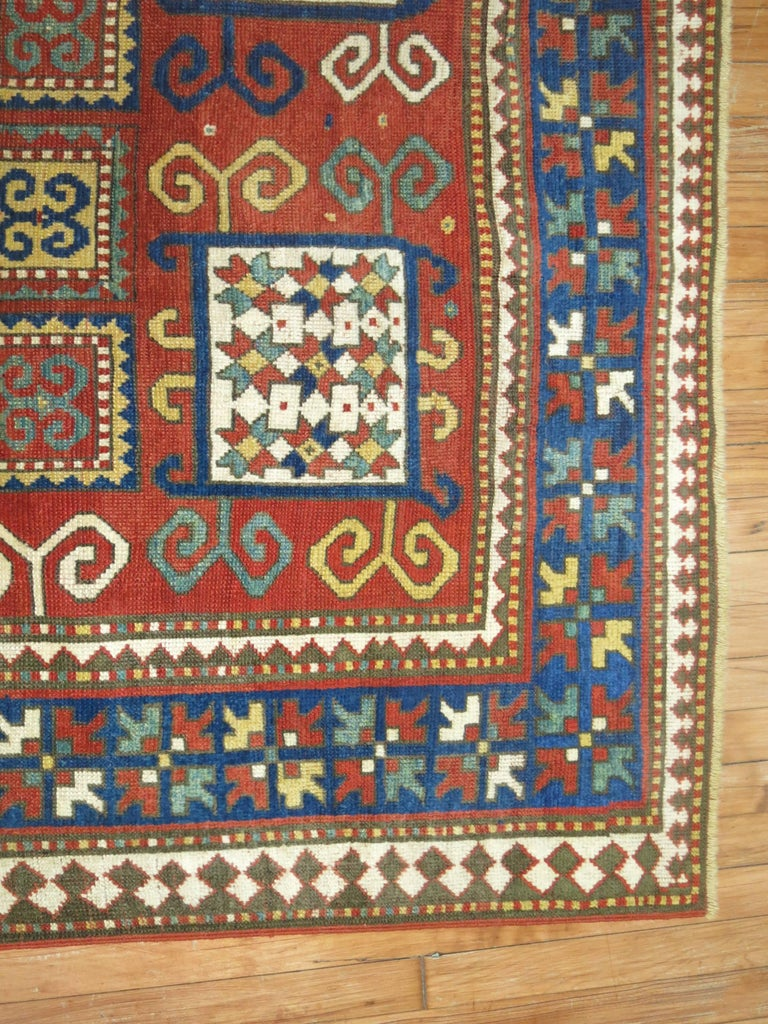 Antique Karachopt Kazak Rug, 'Karachop' For Sale 9