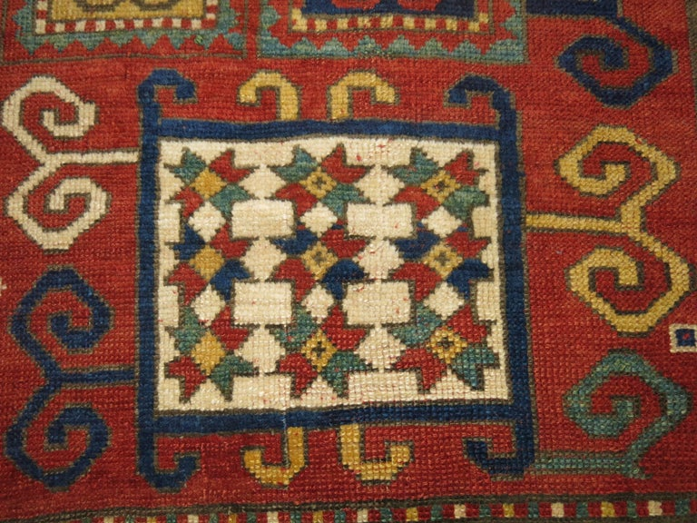 Antique Karachopt Kazak Rug, 'Karachop' For Sale 1