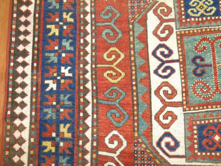 Antique Karachopt Kazak Rug, 'Karachop' For Sale 2