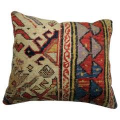Antique Kazak Pillow