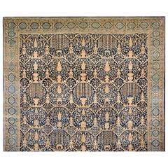 Antique Kerman, Lavar Persian Rug