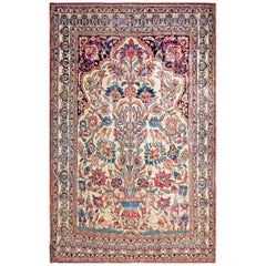 Antique Kerman, Lavar Rug