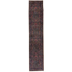 Antique Kerman Runner