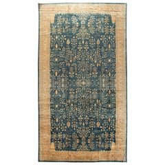 Antique Kerman Style Rug