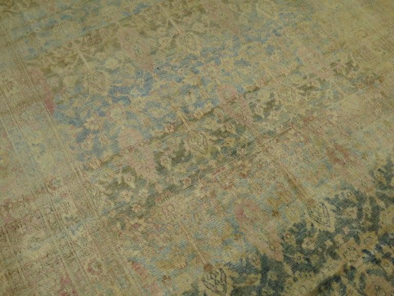 Antique Khorassan Rug For Sale 2