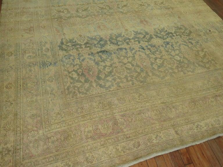 Antique Khorassan Rug For Sale 3