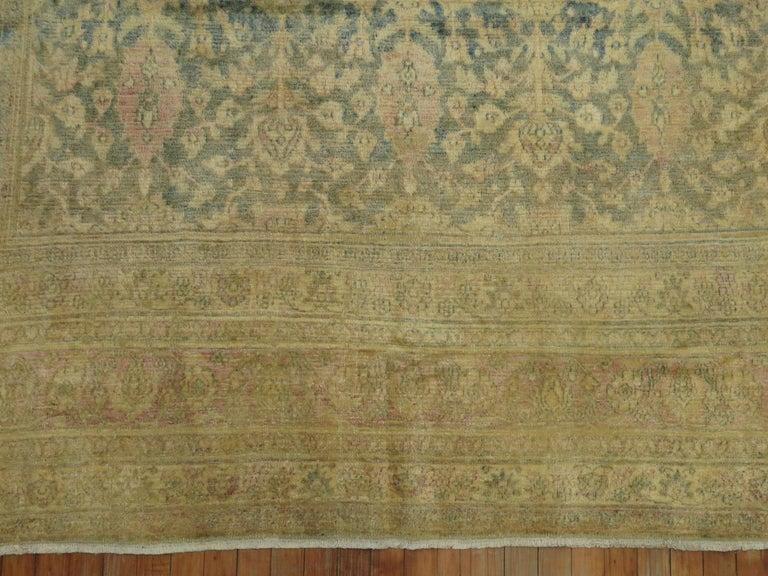 Antique Khorassan Rug For Sale 4