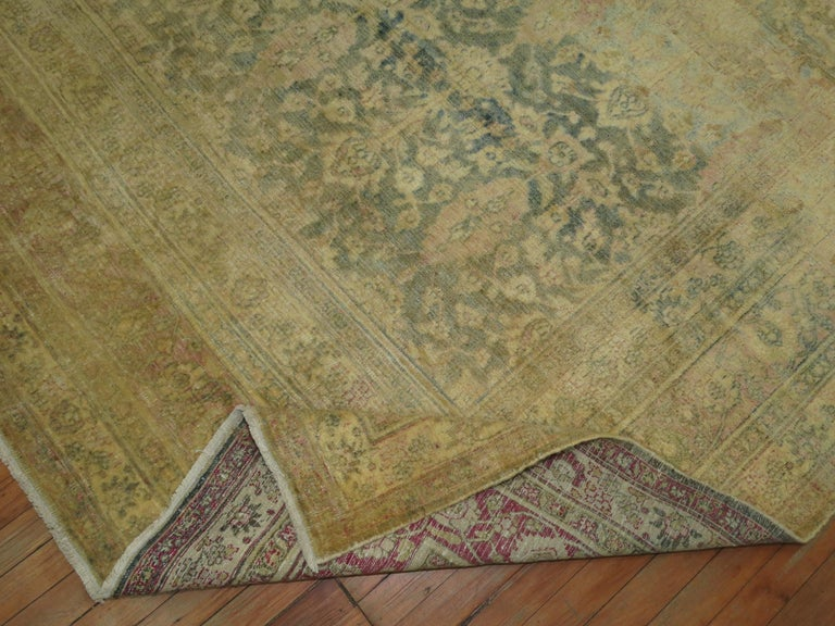 Persian Antique Khorassan Rug For Sale