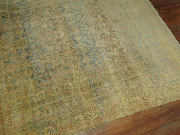 20th Century Antique Khorassan Rug For Sale