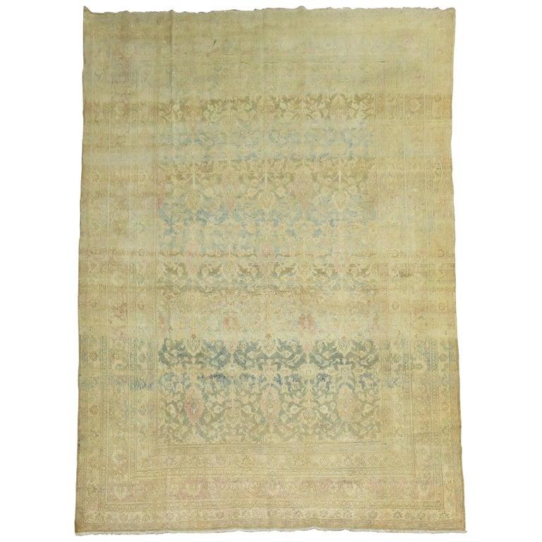Antique Khorassan Rug For Sale