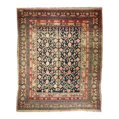 Antique Khotan Area Rug