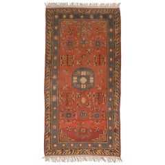 Antique Khotan Carpet, circa 1920