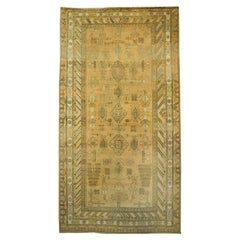 Antique Khotan Samarkand Gallery Size Rug, circa 1910, 9'2 x 17'1