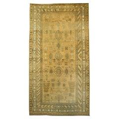 Antique Khotan Samarkand Gallery Size Rug, circa 1910  9'2 x 17'1