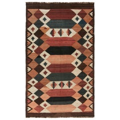 Antique Kilim Etno Labijar from Central Asia