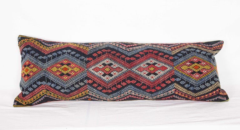 Antique Kilim Pillow Cases Made from a Late 19th Century Anatolian Cicim Kilim For Sale 13