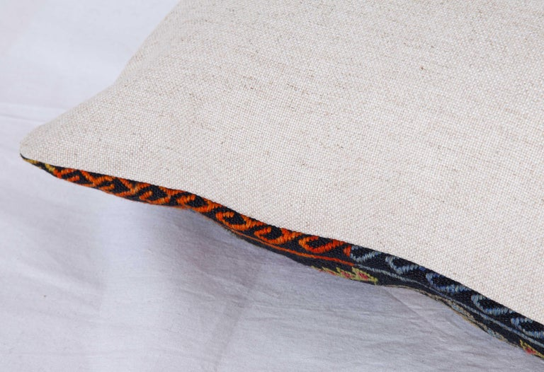 Antique Kilim Pillow Cases Made from a Late 19th Century Anatolian Cicim Kilim For Sale 1