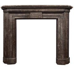 Antique Kilkenny Marble Fireplace