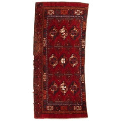 Antique Kizil Ayak Turkestan Rug