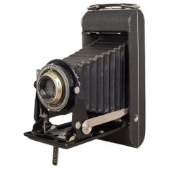 Antique Kodak Jr. Six-16 Series 3 Folding Camera, circa 1938