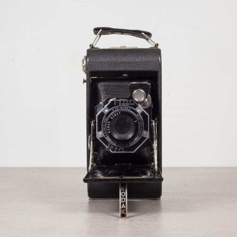 Art Deco Antique Kodak Jr. Six-16 Series ll Folding Camera, circa 1937-1940 For Sale