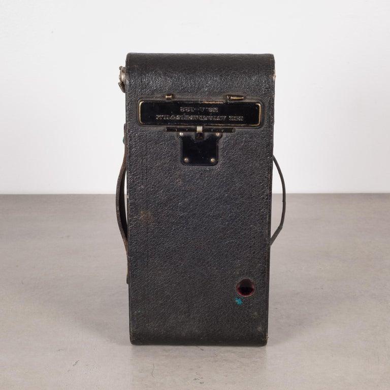 Industrial Antique Kodak No. 3A Folding Camera, circa 1910