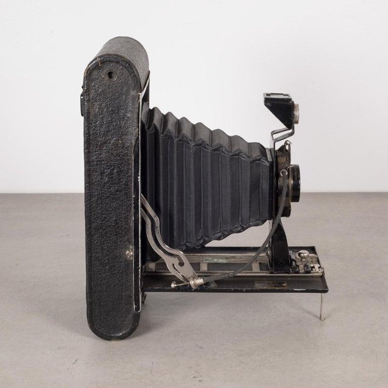 Antique Kodak No. 3A Folding Camera, circa 1910 In Good Condition In San Francisco, CA
