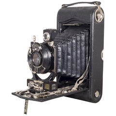 Antique Kodak No. 3A Folding Camera, circa 1903-1915