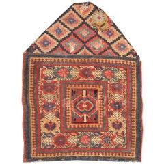 Antique Kurdish Persian Rug