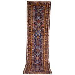 Antique Kurdish Rug, circa 1880
