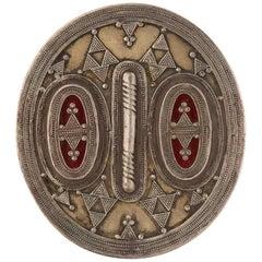 Antique Large Turkoman Ring