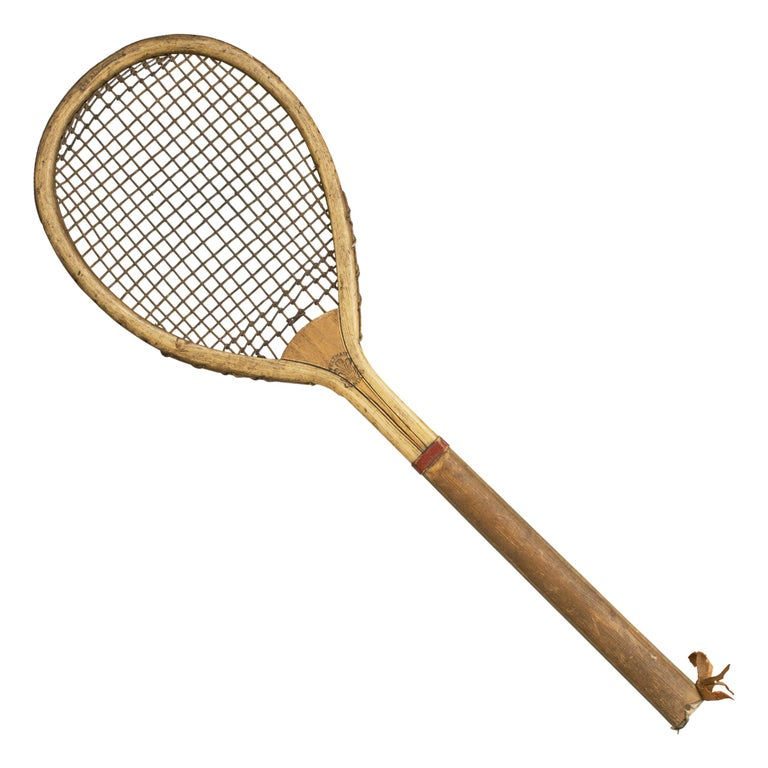 Tennis Racquet Sale >> Antique Lawn Tennis Racket Alexandra By Feltham