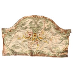 Antique Little French Embroidery