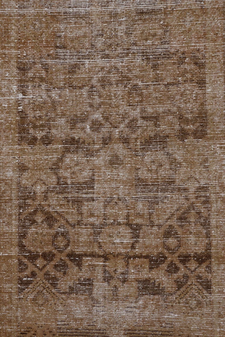 Persian Antique Long Malayer Runner For Sale