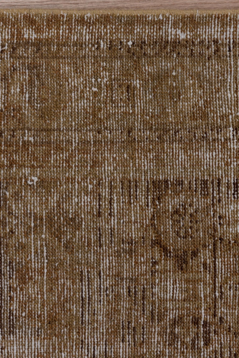 Hand-Knotted Antique Long Malayer Runner For Sale