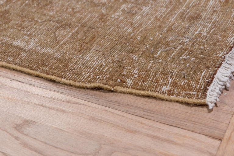 Antique Long Malayer Runner In Distressed Condition For Sale In New York, NY